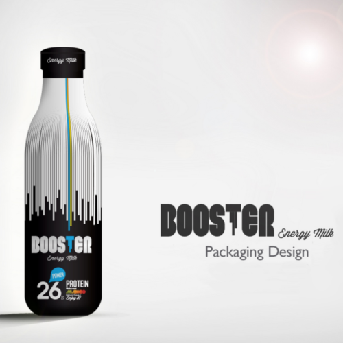 Booster Energy Milk
